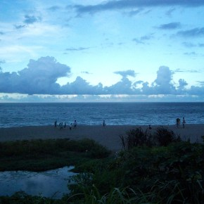 An Evening Jaunt: Suao Cold Springs and Nanfang'ao Beach